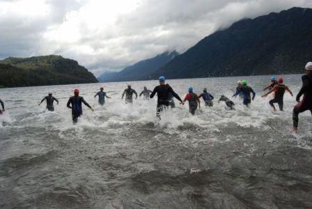maraton acuatico correntoso