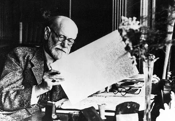 5 Frases de Sigmund Freud - YouTube