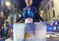 chila perez running argentina