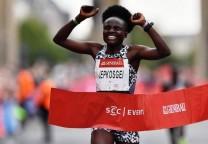 running record 21k mujeres