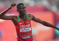 kipruto running atletismo