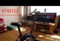 netflix bicicleta