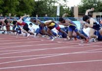 atletismo pista cenard largada 1