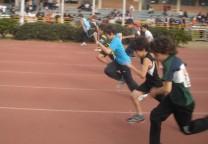 Atletismo infantil marplatense