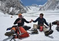 rescate en el Himalaya