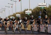 El Giro de Italia homenajeó a Wouter Weylandt
