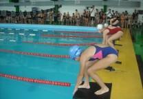 Natación en Mar del Plata