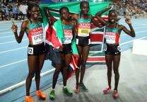corredoras keniatas festejo 1