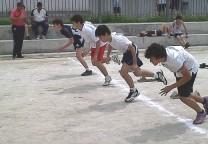atletismo infantil parque chacabuco 1