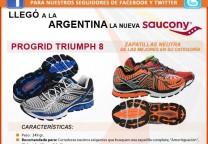 zapatillas saucony triumph 8 hombre 1