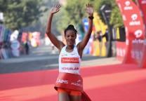 running maraton marathon 21 mujeres