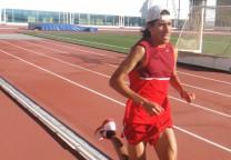 barzola entrenamiento pista 1