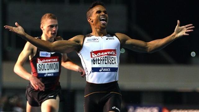 Atletismo si, racismo no