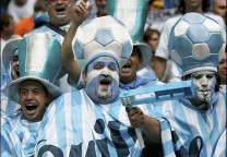 hincha futbol argentina