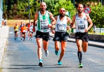 running corredores peloton 1