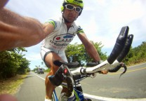 galindez ciclismo primer plano 2