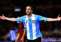 higuain argentina 1