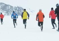 maraton antartida 1