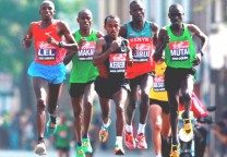 maraton peloton africano 2