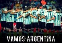 argentina espalda futbol