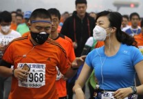 smog maraton china 1