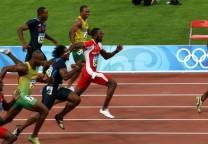 bolt sprint rivales