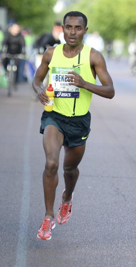 Resultado de imagen para kenenisa bekele eldepornauta