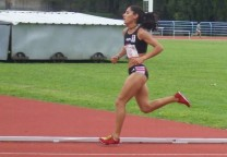 rosa godoy atletismo running 2