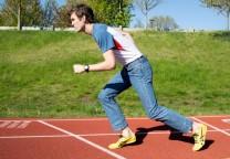 running atletismo jean record pista milla