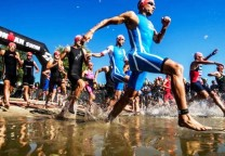 triatlon ironman triathlon natacion swim 1