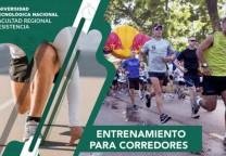 afiche curso utn running corredores entrenamiento 2020