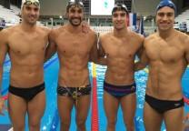 natacion posta argentina