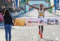kipruto running 10K record