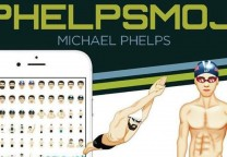 phelps emoticon 2