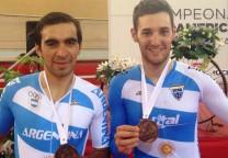 ciclismo argentina medallas 1