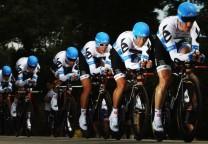 ciclismo contrarreloj equipo