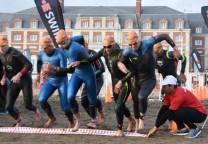 ironman Mar del Plata triatlon triathlon natacion 1