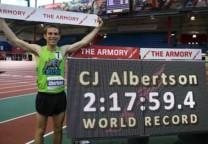 running marathon maraton record 1