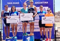 podio triatlon san juan