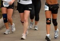 running rodilla