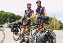bicicleta tandem 1