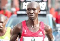 kipsang running maraton marathon 42k