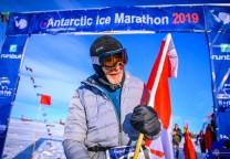 maraton antartida marathon running 42k