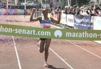 maratonista francesa