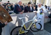 papa bicicleta