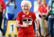 abuela corredora