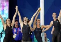 nadadoras australia