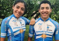 argentina ciclismo juventud
