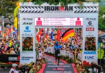 ironman hawaii llegada