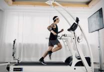 running cinta gimnasio record 100k 1